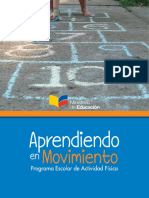 Programa de Actividad Física