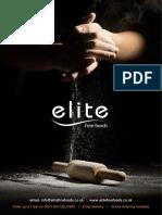 Elite Fine Foods