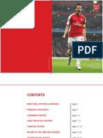 Arsenal Football Club Annual Report 2009