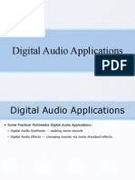 RTDSP c10 Digital Audio Applications