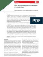 Faircloth-2017-Identificacion Regiones Genomicas Conservadas para el diseño de Sondas