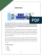 E Medical Report