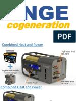 SNGE Cogeneration Modul