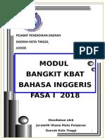 Module Kbat BI 2018