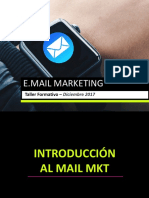 Curso de mail marketing