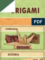Clase Origami