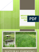 Measure for Sustainable Future