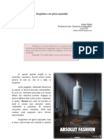 Absolut(Fashion)+ANDREEA BĂRDUŢ