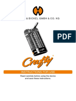 Crafty Vaporizer Instructions Manual.1