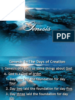 04 Genesis 1 the Days of Creation 1