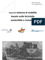 Bikenomics (FIAB) - Turin, September 20, 2014