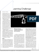 Win the E-Learning Challenge