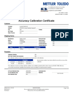 Calibrate ISO17025 +OIML-HB44