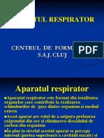 8. Aparatul Respirator