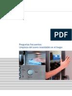 Preguntas Frecuentes. Limpieza del Acero Inoxidable en el Hogar.pdf