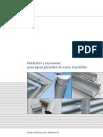 Productos y Accesorios para Aguas Pluviales de Acero Inoxidable.pdf