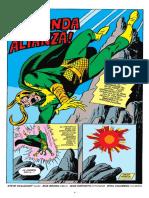Marvel Gold. Los Vengadores 6. La Era de Mantis