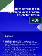 Monitoring Dan Surveilans