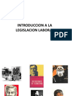 Intro Al Derecho Laboral chile