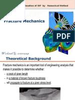 Estimation of SIF by Mumerical Method