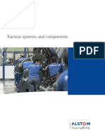 Traction Systems and Components - Brochure - English