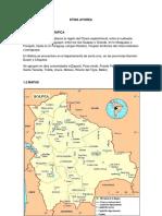 ubicacion etnia ayorea