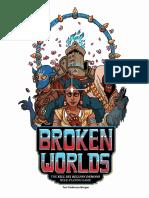 KIll Six Billion Demons Broken Worlds 1.1