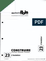 DOSSIER MOB (Dossier Expliquant La Construction de Maisons en Bois)