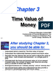 Time Value of Money Chapter 03