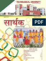 GTU Newsletter - Sarthak II Issue(1)
