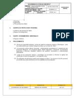 Sig-pro-dgg12!13!00 Evaluacion Para Trabajos en Altura