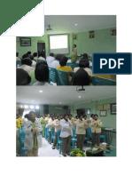 Dokumentasi Pelatihan Staf Klinis