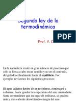 2da Ley Termodinamica 2017-II-1