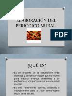 Elaboracion de Periodico Mural - Copia