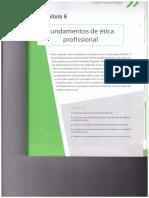 Fundamentos de Ética Profissional - Prof. Flademir