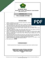 2016 - Soal UM-PTKIN TPA 2016.pdf