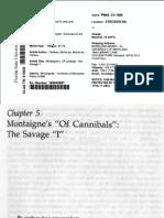 De Certeau on Cannibals Heterologies
