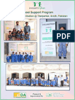 Student Kits Distribution - Islamkot 2018