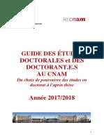 Guide Études Doctorales Et Doctorant.e.s 2017 2018web