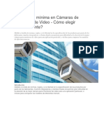 Iluminación mínima en Cámaras de Monitoreo de Video.docx