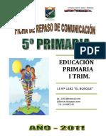 Talleres de Español Para 5