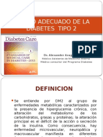 Manejo Diabetes Tipo 2