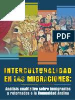 Interculturalidad y migración