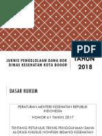 Juknis Pengelolaan Dana Bok 2018 Edit
