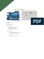 Exercicios Arduino 01