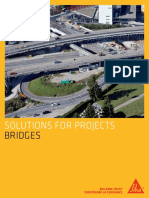 Sika Solutions Bridges en Brochure