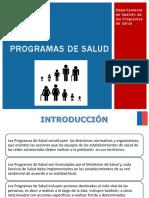 Programa de Salud Ciclo Vital y Transversal