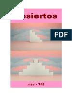 (msv-748) Desiertos