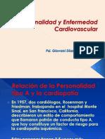 PERSONALIDAD y Enf. Cardiovascular