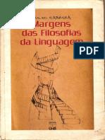 Cabrera - Filosofias Da Linguagem Intro